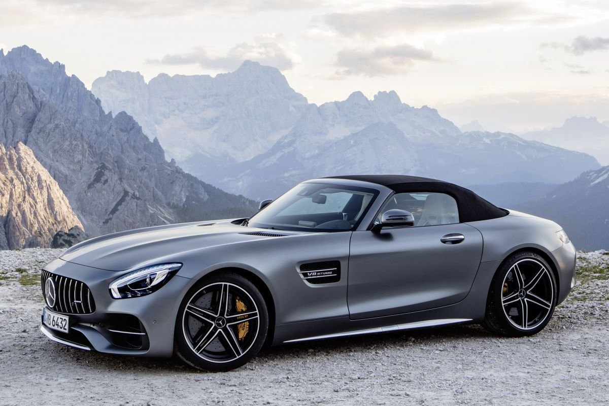 Latest Mercedes Benz Amg Gt Roadster 2016 Pictures 15 Of 38 Free Download