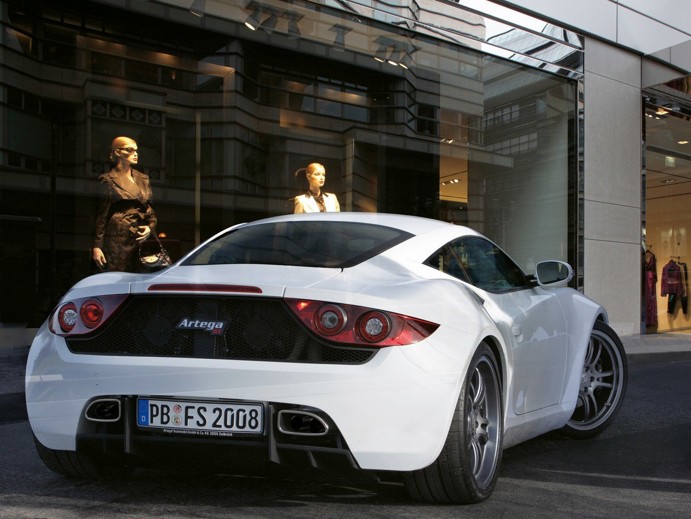 Latest Artega Gt Auto Wallpapers Groenlicht Be Free Download