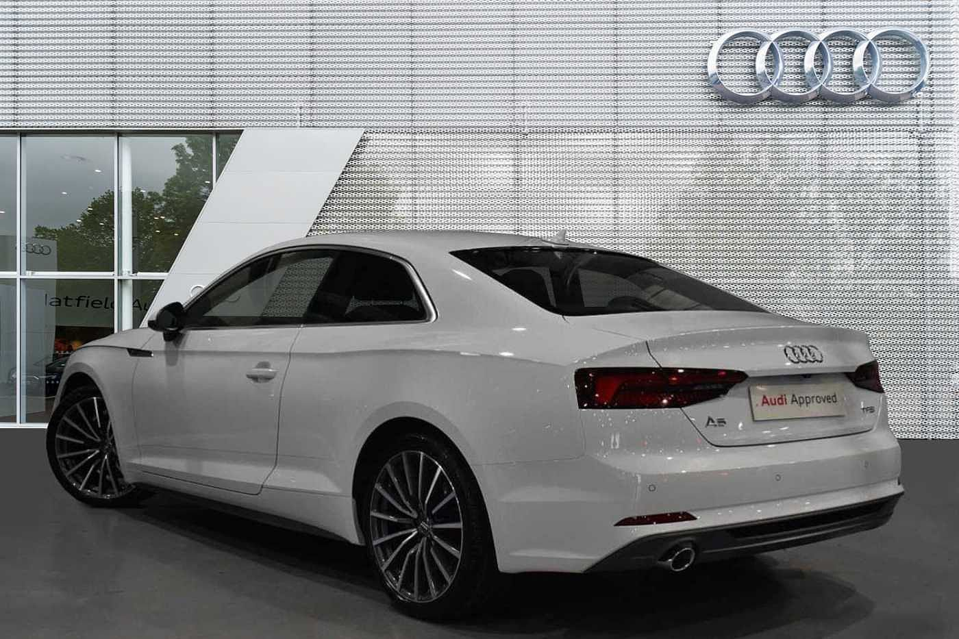 Latest Used Audi A5 Tfsi S Line 2018 For Sale In Hatfield Free Download