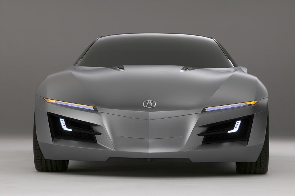 Latest 2007 Acura Advanced Sports Car Concept Acura Supercars Net Free Download