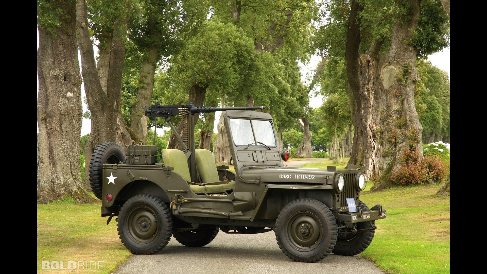 Latest Willys M38 Military Jeep Free Download