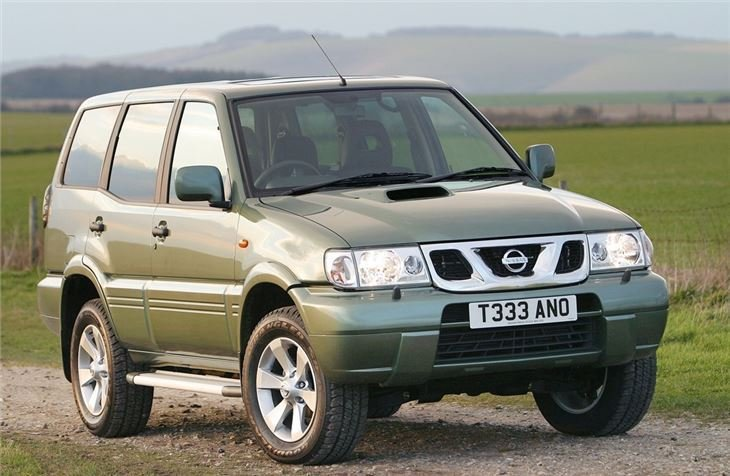 Latest Nissan Terrano Ii 1993 Car Review Honest John Free Download