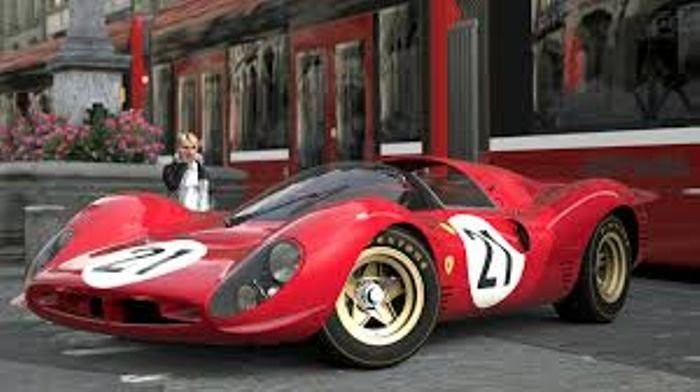 Latest The Most Beautiful Race Car Ever Made The Ferrari 330 P4 Free Download