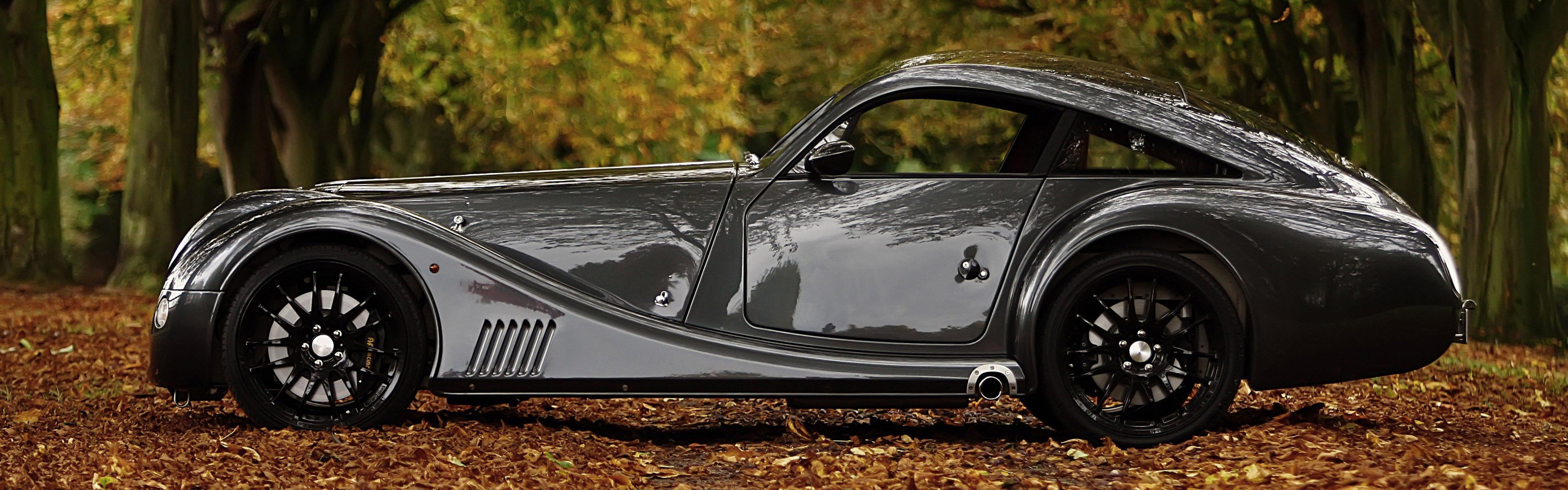 Latest Morgan Aero 8 Hd Wallpaper Background Image 3840X1200 Free Download