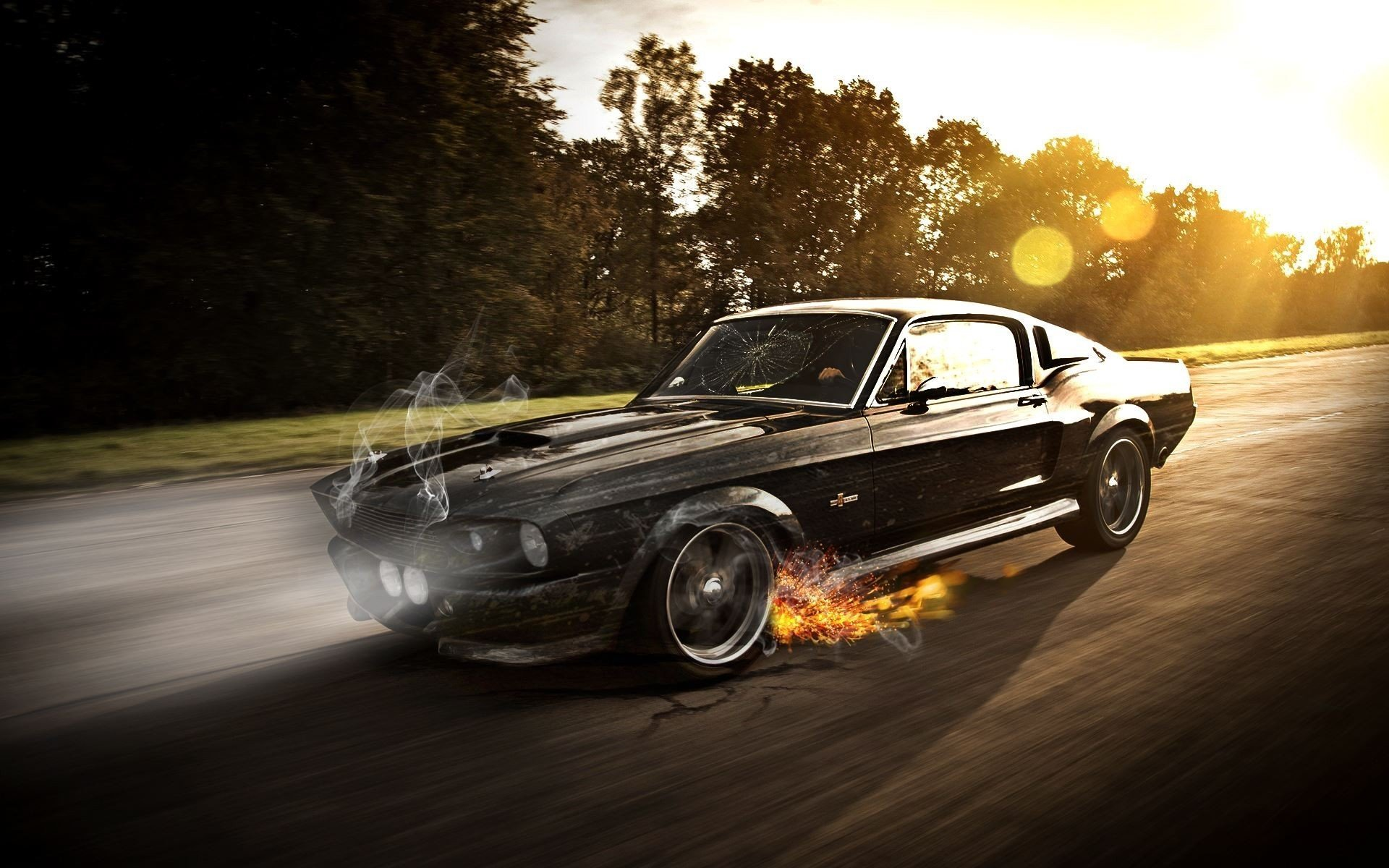Latest 1765 Muscle Car Hd Wallpapers Background Images Wallpaper Abyss Free Download