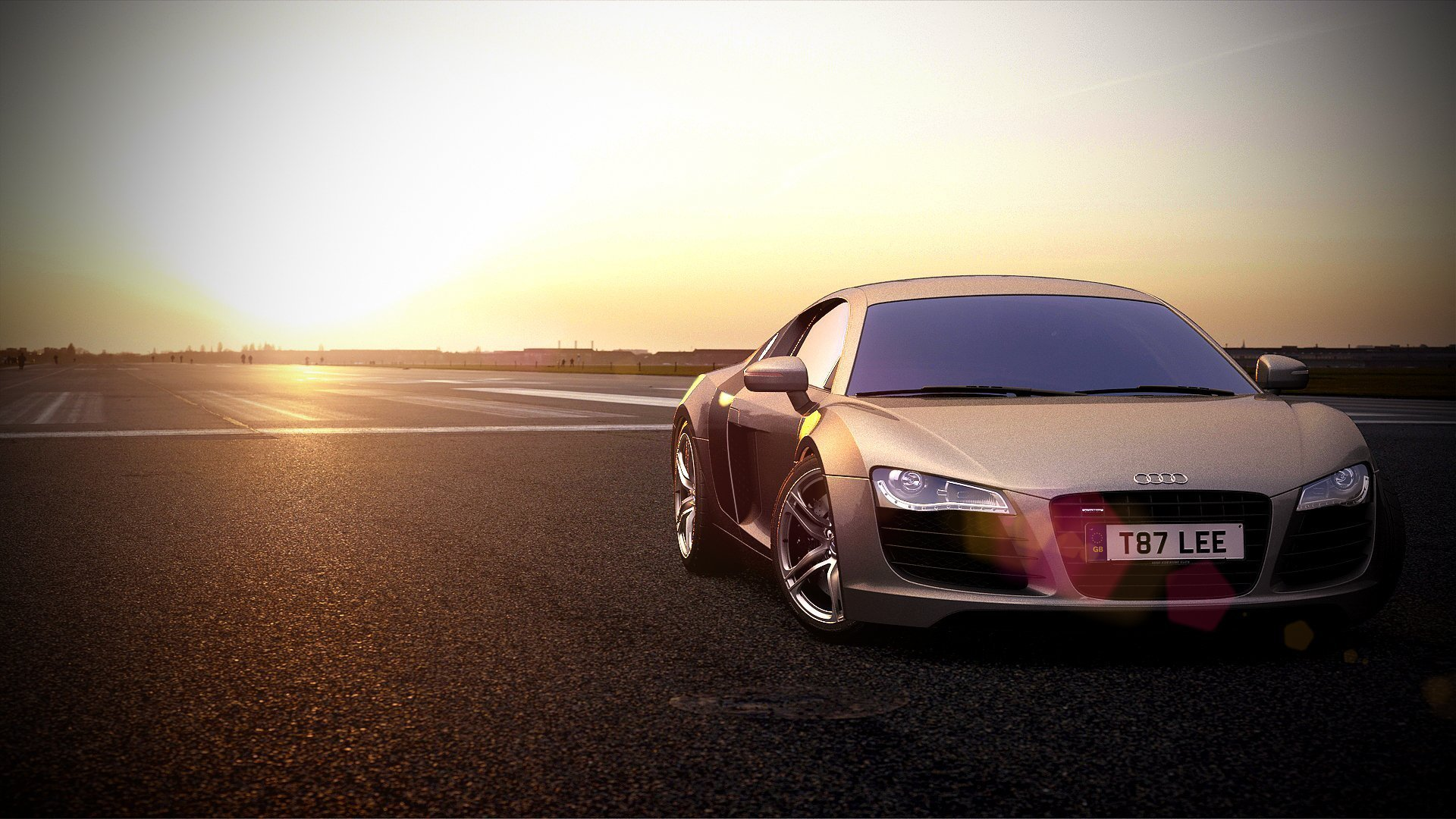 Latest Audi R8 Full Hd Wallpaper And Background Image 1920X1080 Free Download