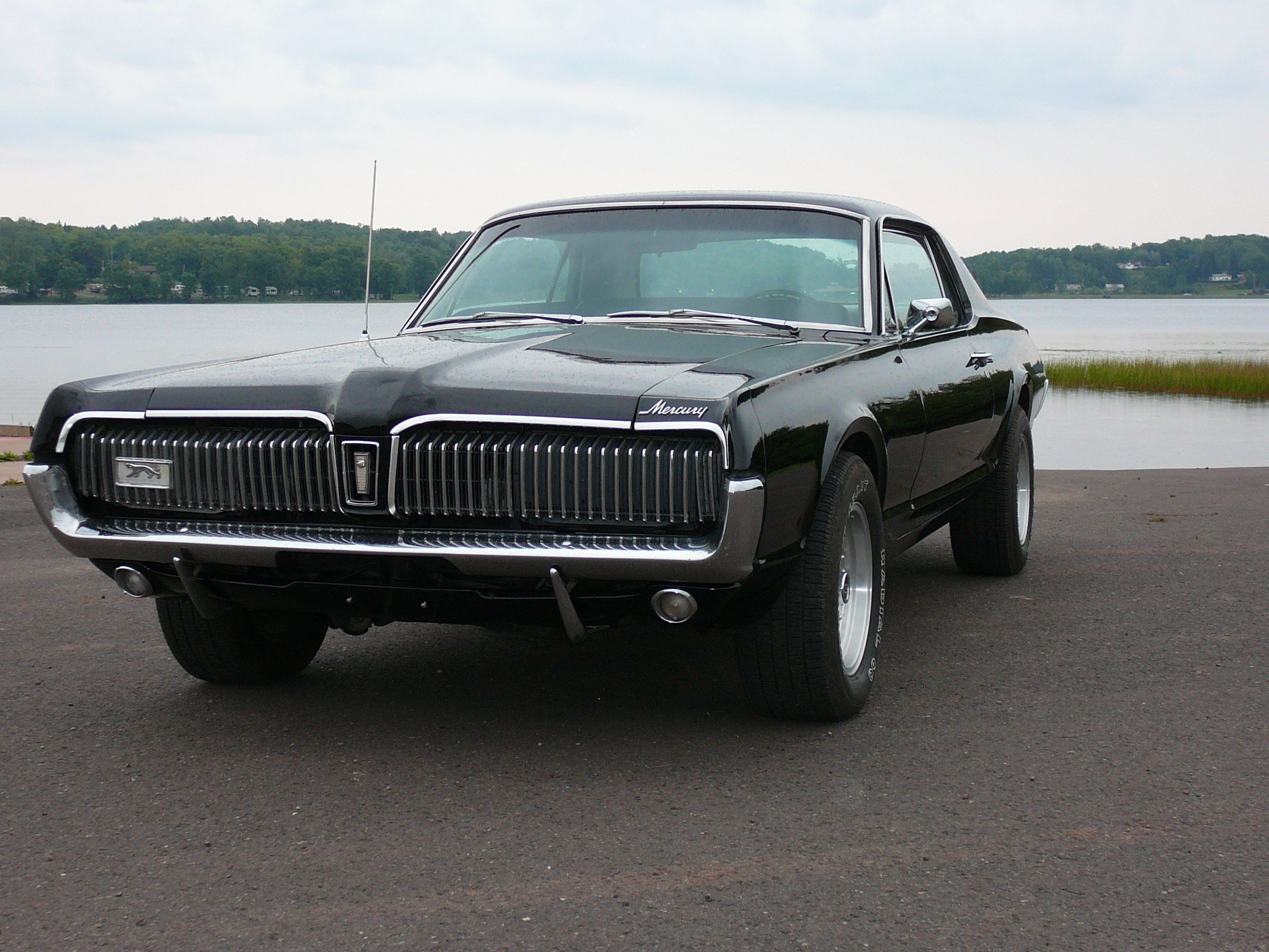Latest Mercury Cougar Hd Wallpaper Background Image 2560X1920 Free Download