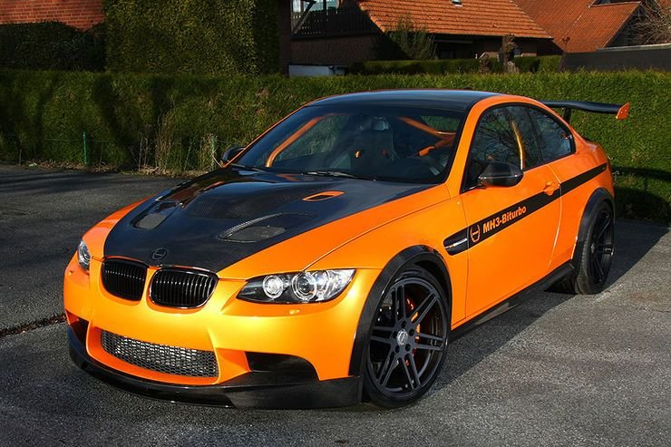 Latest Manhart Racing Mh3 V8 Rs Clubsport M M Mischung Mit 750 Free Download