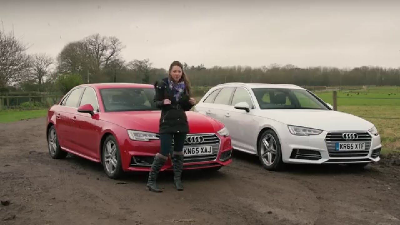 Latest Audi A4 And A4 Avant 2016 Review Telegraph Cars Youtube Free Download