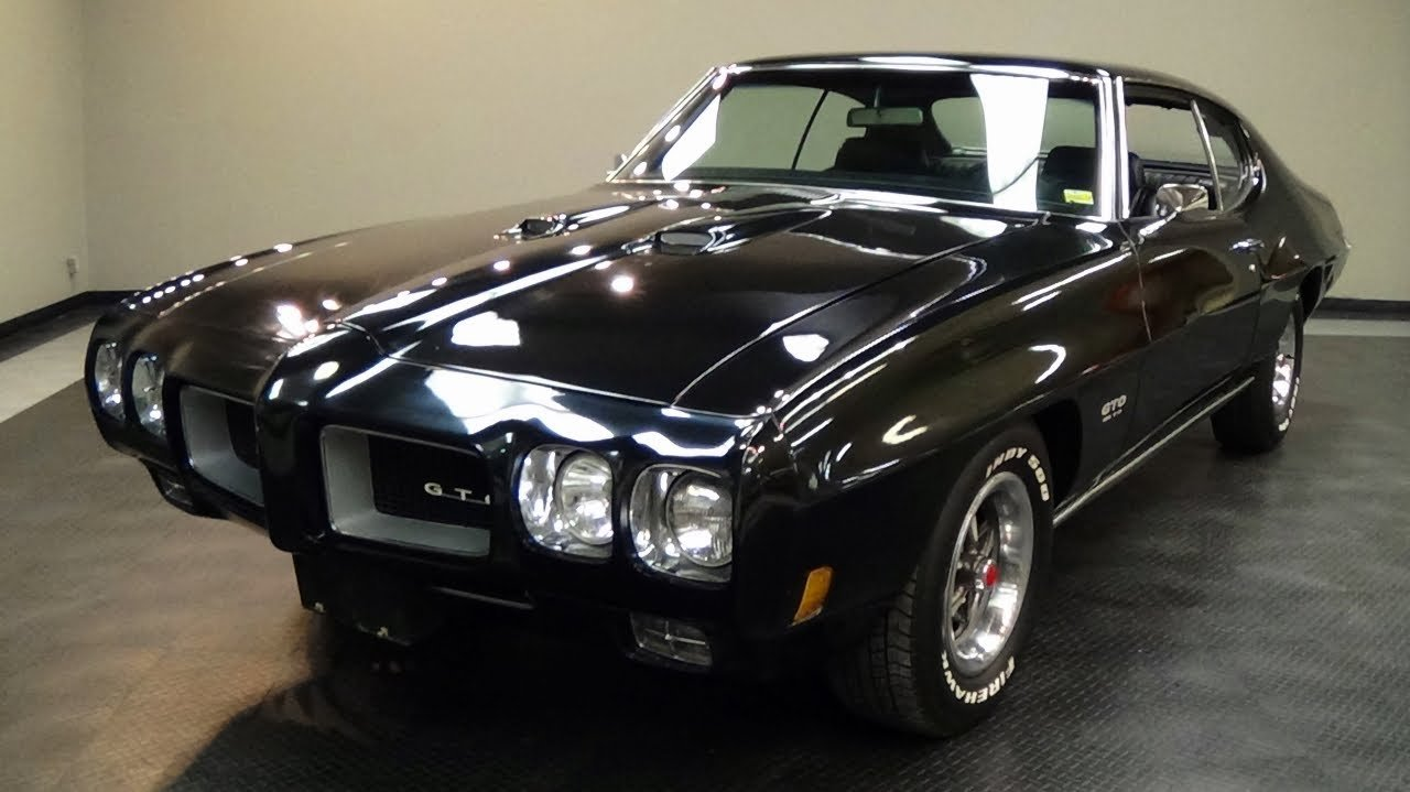 Latest 1970 Pontiac Gto 455 V8 Muscle Car Youtube Free Download