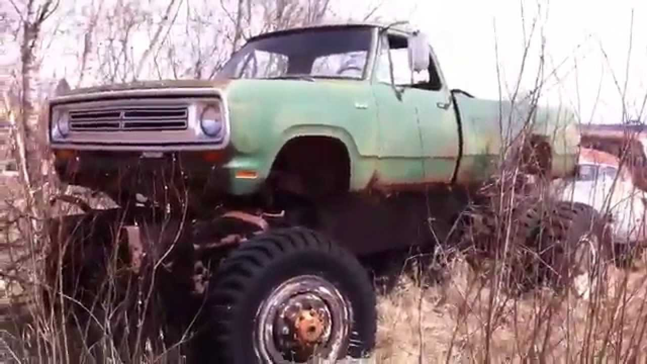 Latest 4X4 Old Dodge Military Truck Youtube Free Download