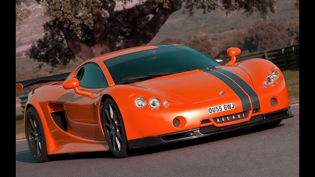 Latest Ascari A10 Fast Car In The World Youtube Free Download