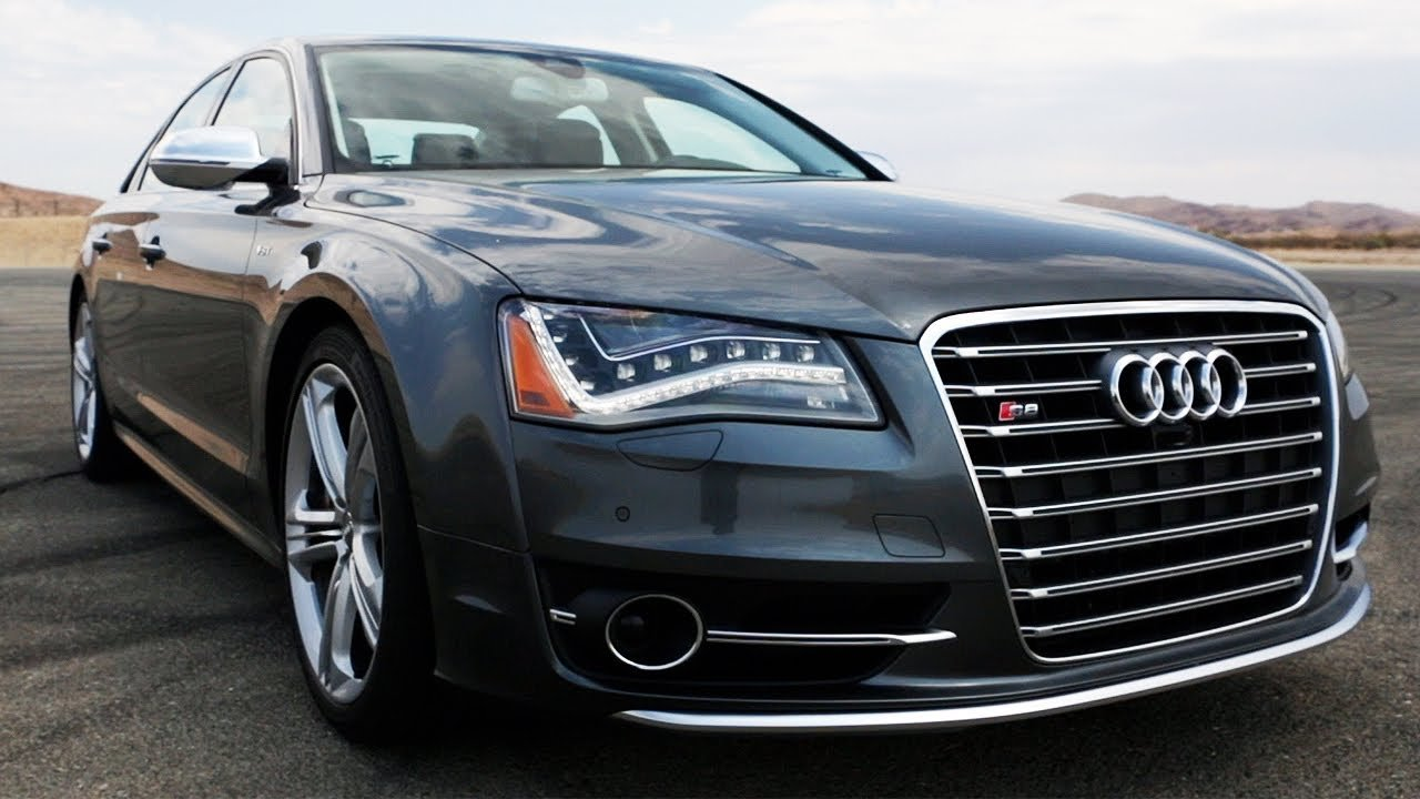 Latest The One With The 2013 Audi S8 World S Fastest Car Show Free Download