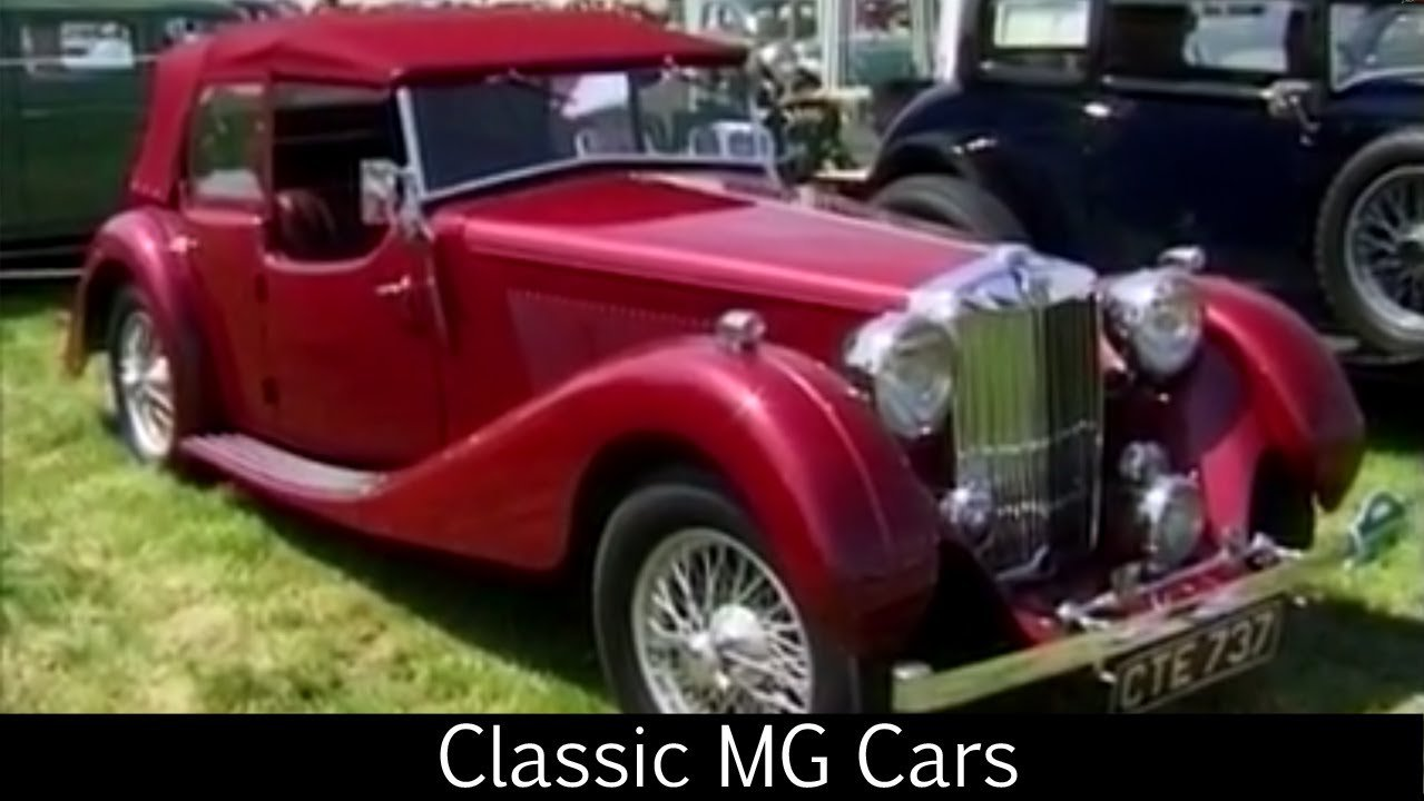 Latest Classic Mg Cars Youtube Free Download