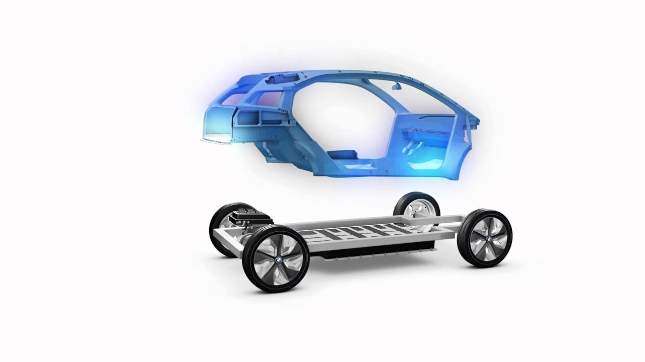 Latest Bmw I3 Concept How It S Built With A Body On Frame Youtube Free Download