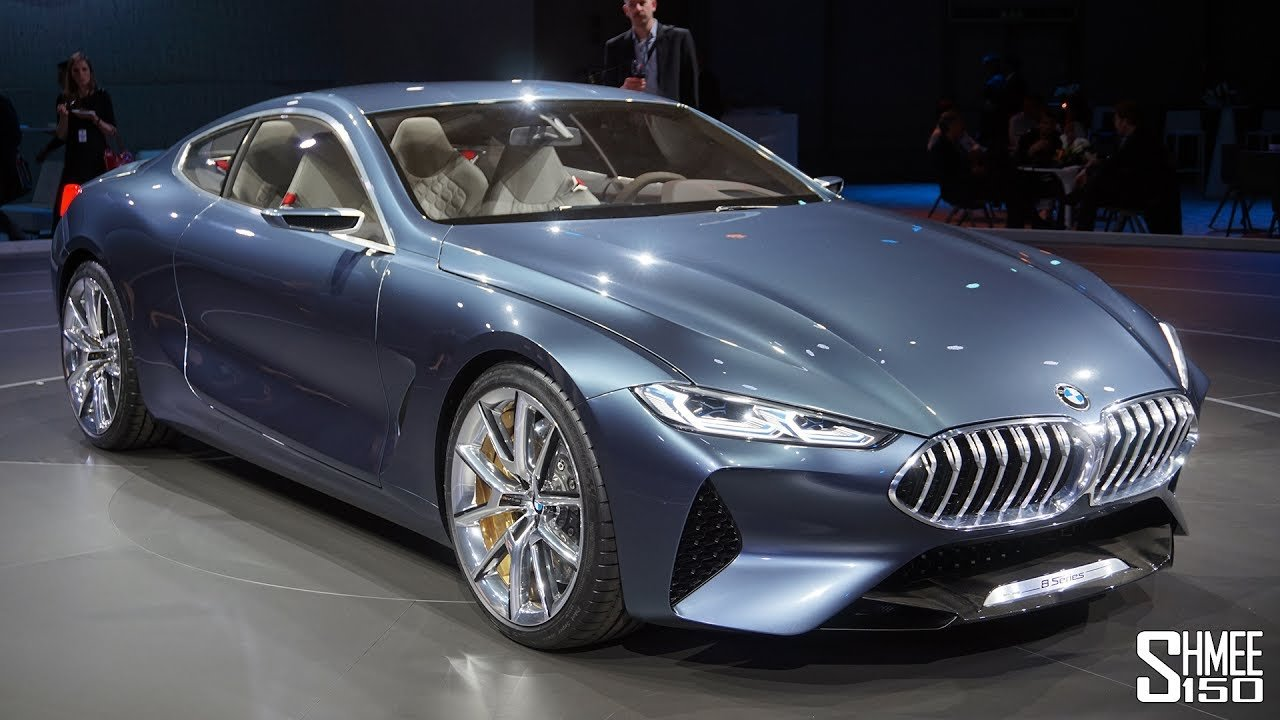 Latest This Is The New Bmw 8 Series Concept Youtube Free Download