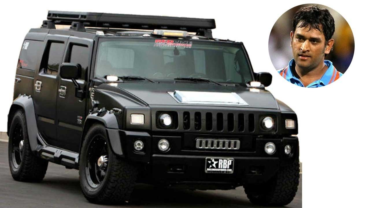 Latest Ms Dhoni In Trouble Hasn't Paid Tax On His Hummer For 5 Free Download