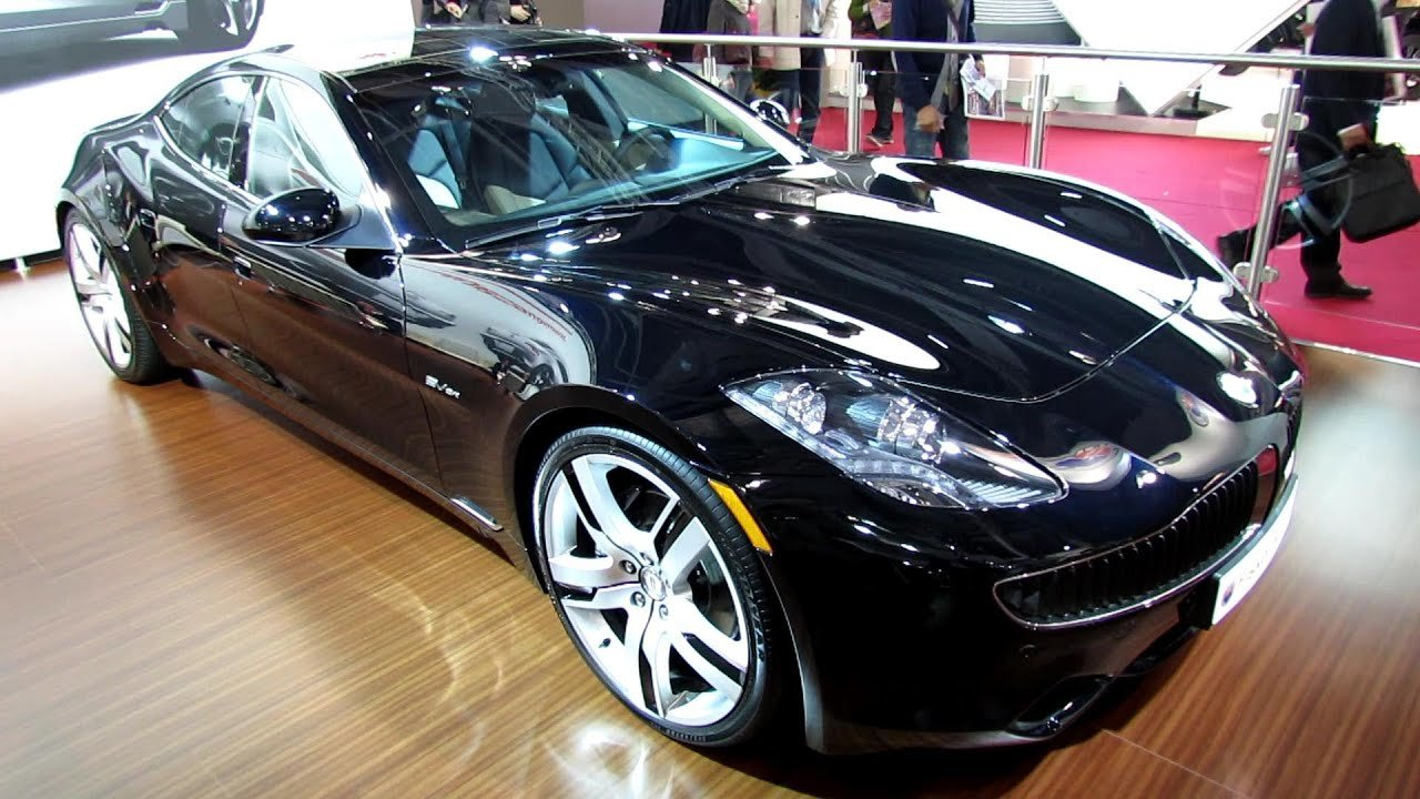 Latest 2013 Fisker Karma Ever Exterior And Interior Wakaround Free Download