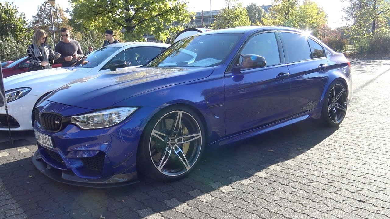 Latest Ac Schnitzer Acs3 Sport Bmw M3 F80 At Cars Coffee Free Download