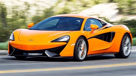 Latest 2016 Mclaren 570S Supercar Speed With Sports Car Fun Free Download
