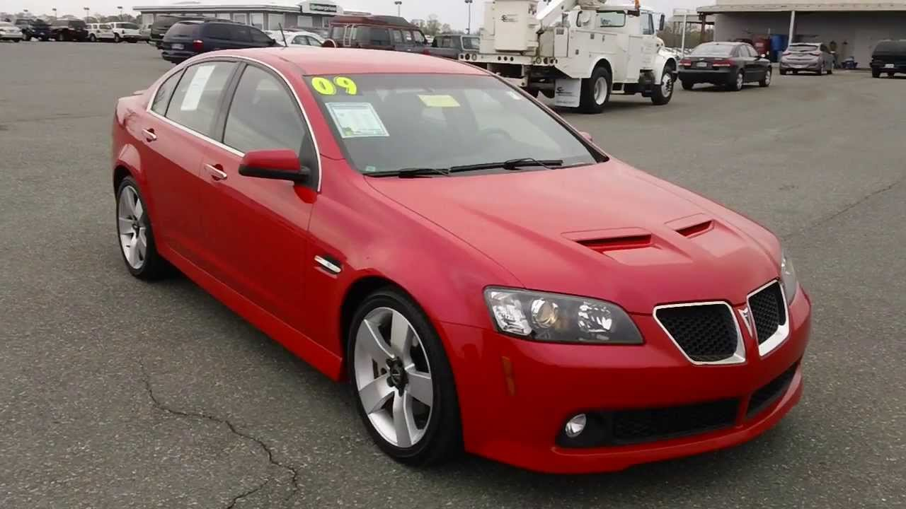 Latest Pontiac G8 Gt Used Car Sale Virginia V8 Automatic Stunning Free Download