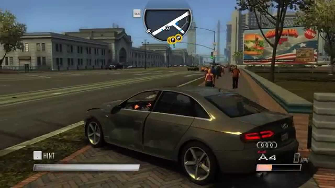 Latest Driver San Francisco Audi A4 2 Tfsi 2010 Youtube Free Download