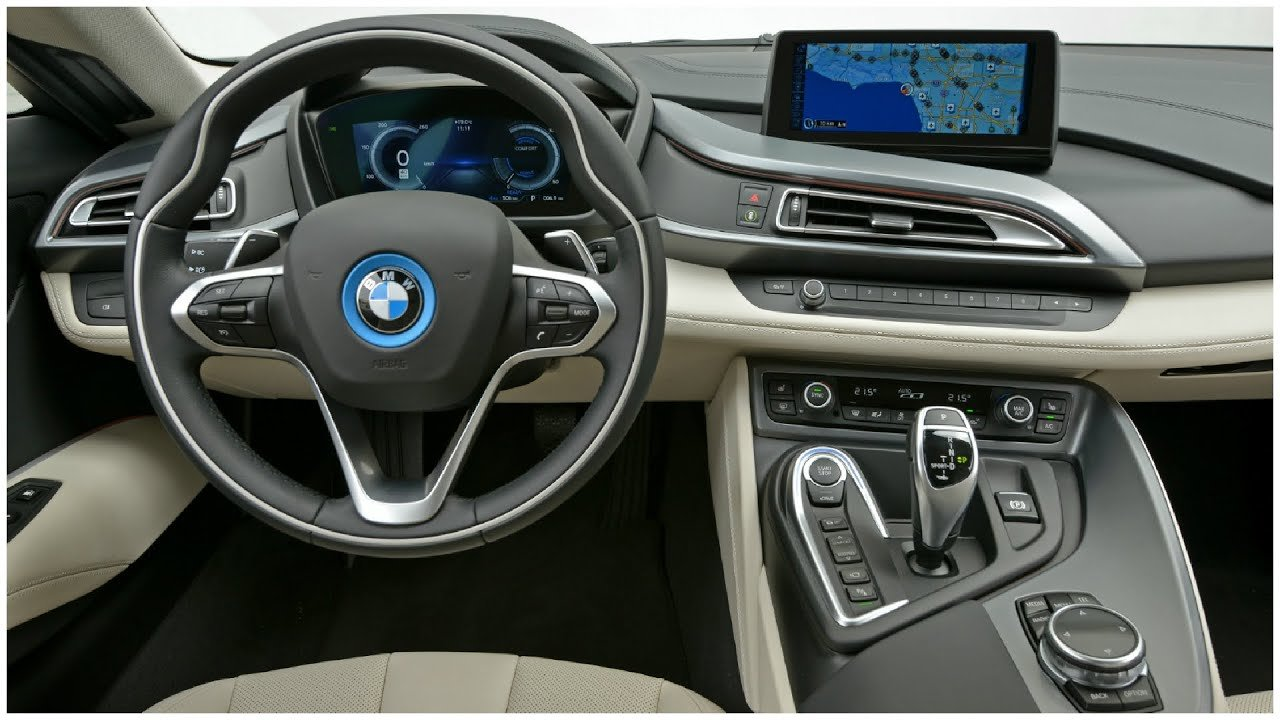 Latest 2015 Bmw I8 Interior Youtube Free Download