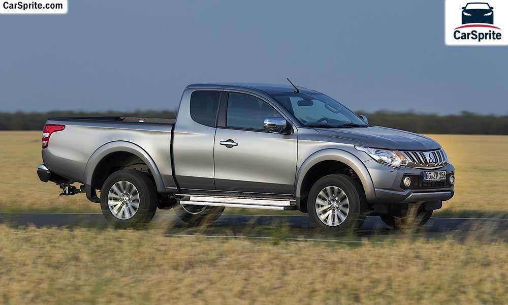 Latest Mitsubishi L200 2017 Prices And Specifications In Saudi Free Download