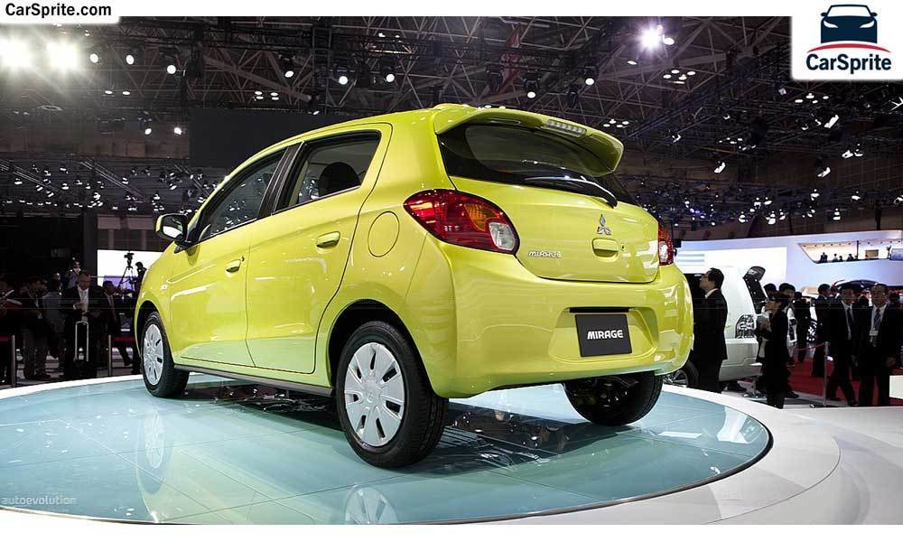 Latest Mitsubishi Mirage 2017 Prices And Specifications In Saudi Free Download