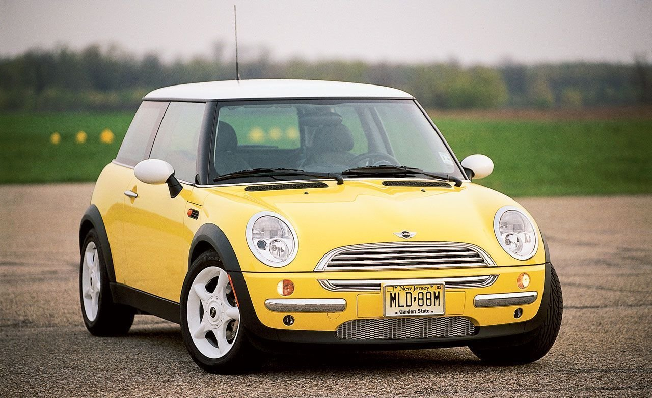 Latest Mini Cooper S Free Download