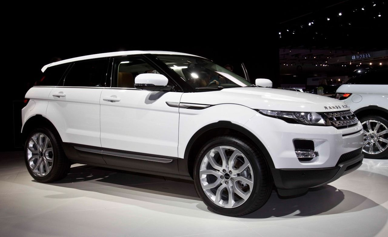 Latest 2012 Land Rover Range Rover Evoque Range Rover Evoque Free Download