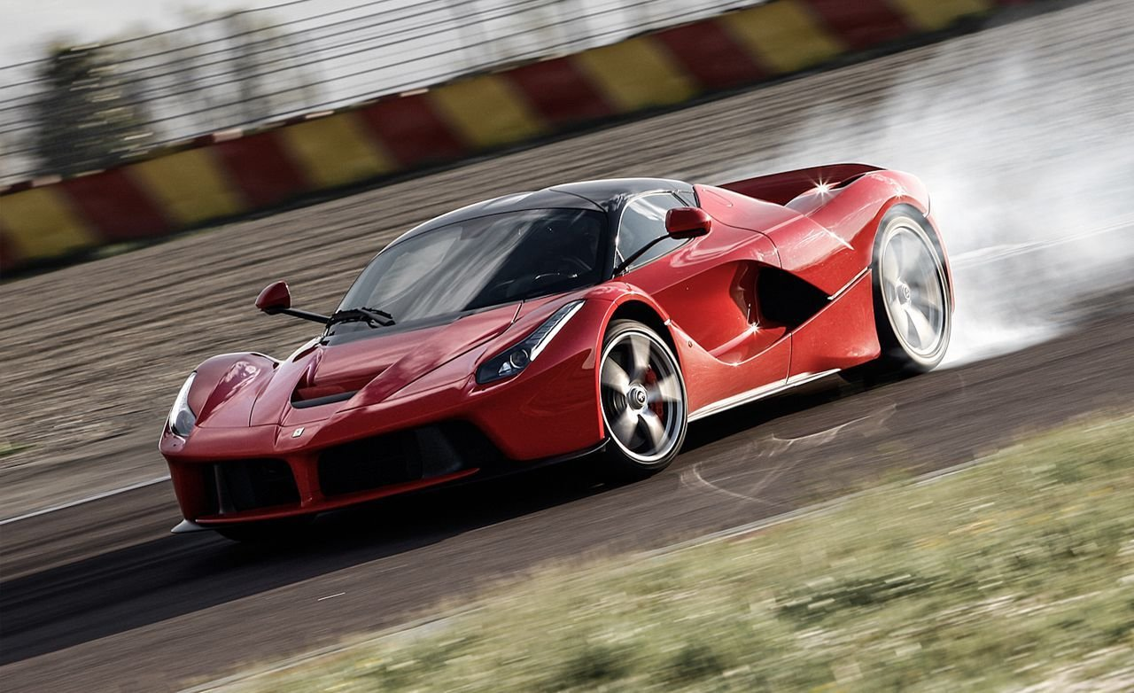 Latest Ferrari Laferrari Hypercar Tested Review Car And Driver Free Download