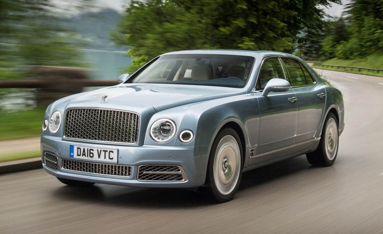 Latest 2017 Bentley Mulsanne Drive Review Car And Driver Free Download