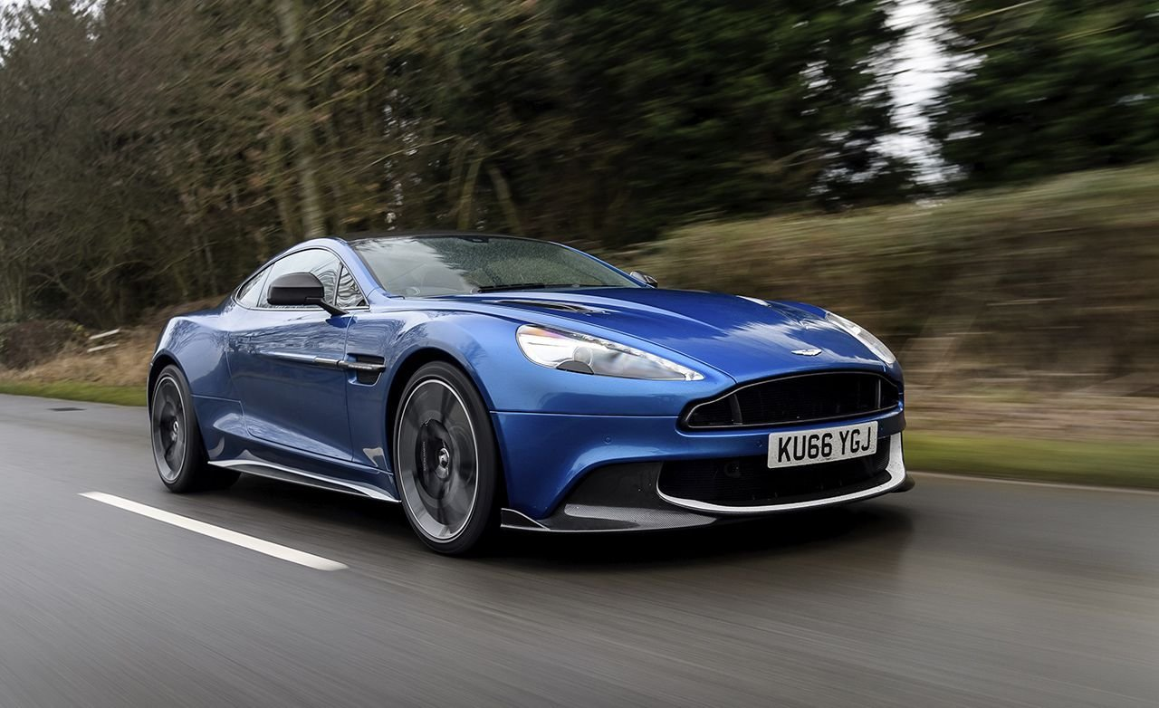 Latest 2018 Aston Martin Vanquish S First Drive – Review – Car Free Download