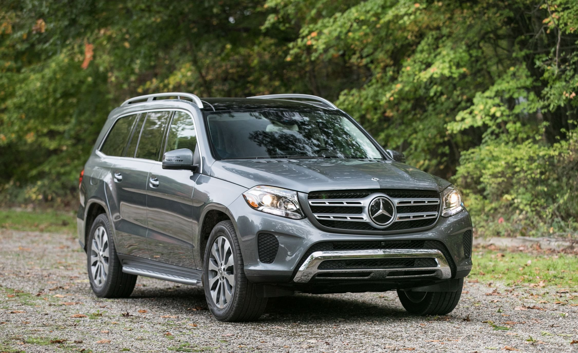 Latest 2018 Mercedes Benz Gls Class Exterior Review Car And Free Download
