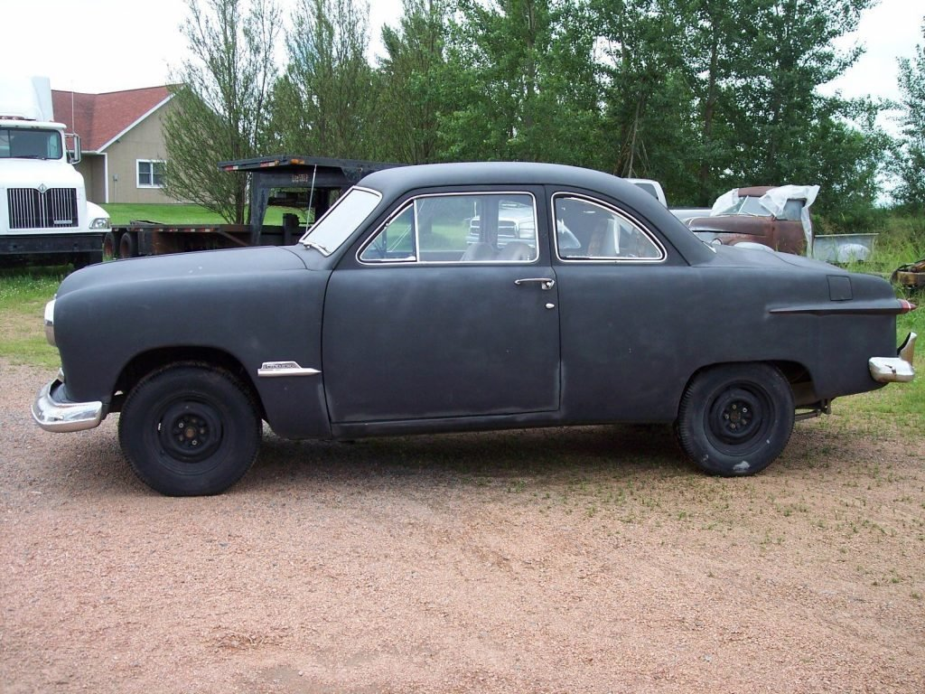 Latest Needs Parts 1951 Ford Custom Project For Sale Free Download