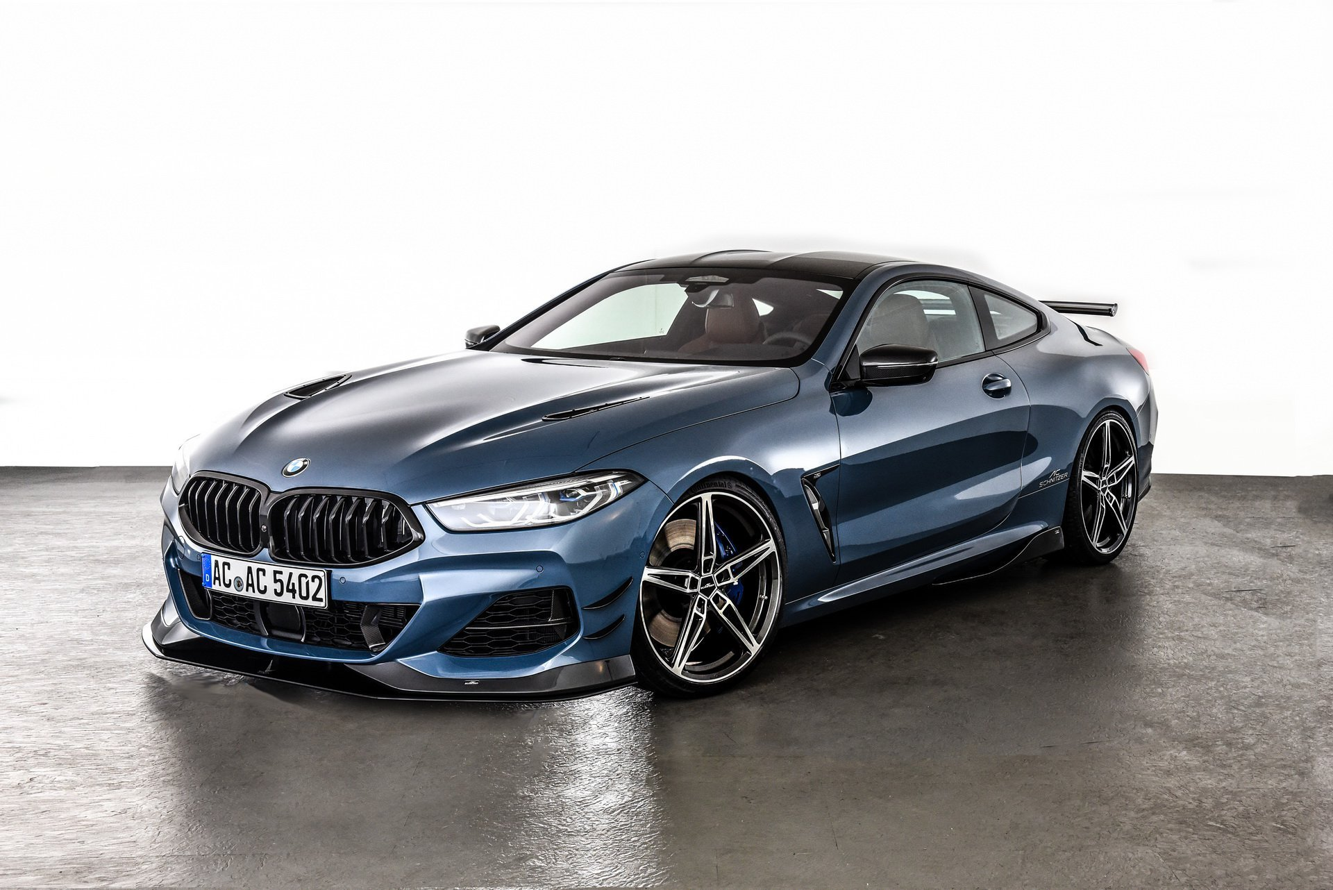 Latest Bmw M850I Ac Schnitzer Is The First Free Download