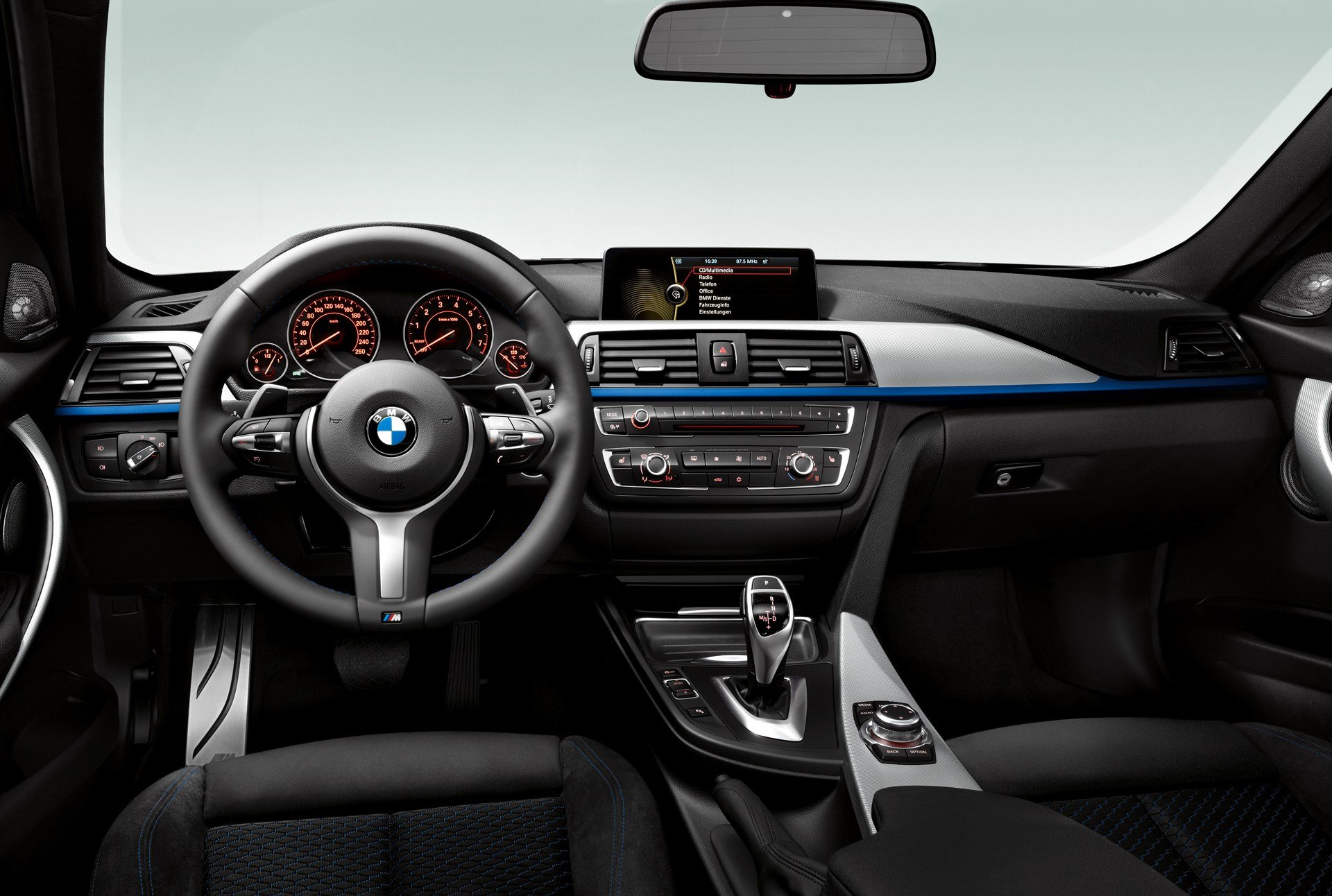 Latest F30 3 Series M Sport Interior Iedei Free Download