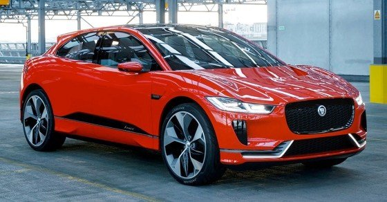 Latest Auto Sleuth Jaguar's New Electric Hatch Is A Stunner Free Download