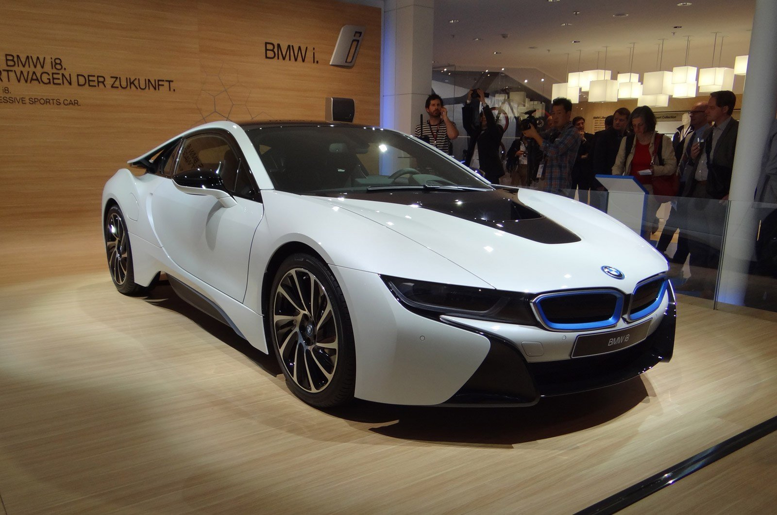 Latest 2015 Bmw I8 Specs Finalized As Production Starts Free Download