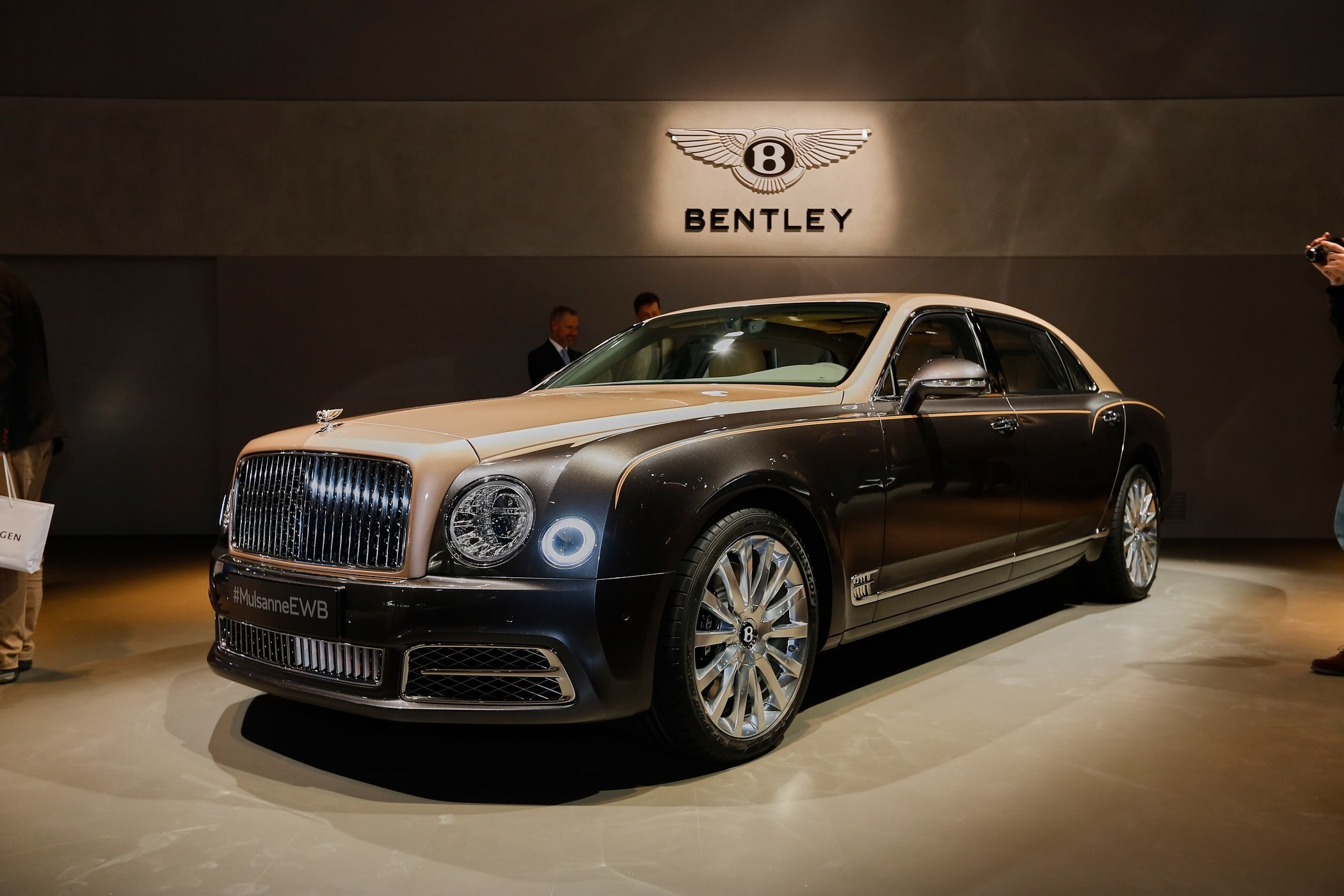Latest 2017 Bentley Mulsanne Preview Live Photos And Video Free Download