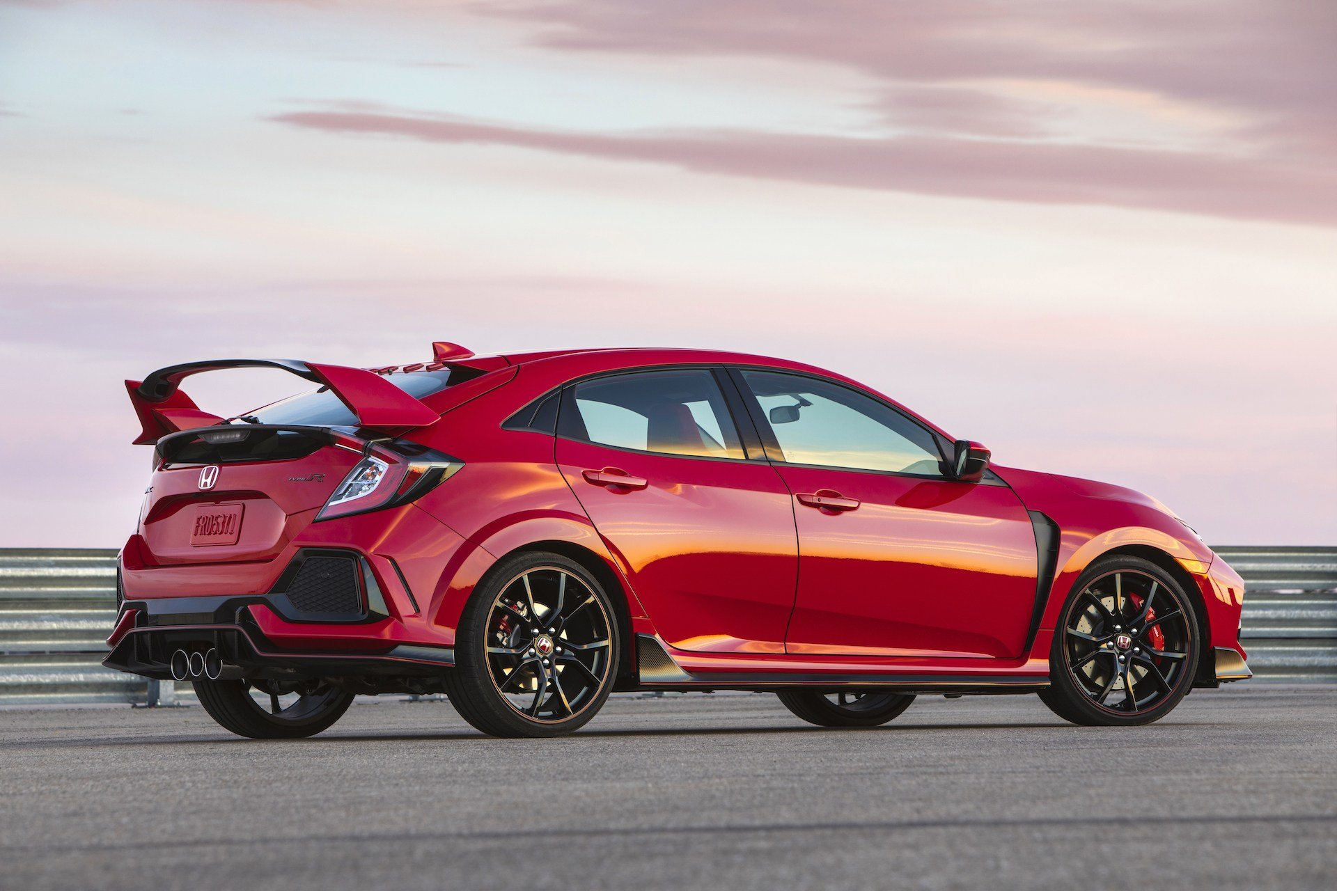 Latest Honda Looks At Adding Power All Wheel Drive To Civic Type R Free Download