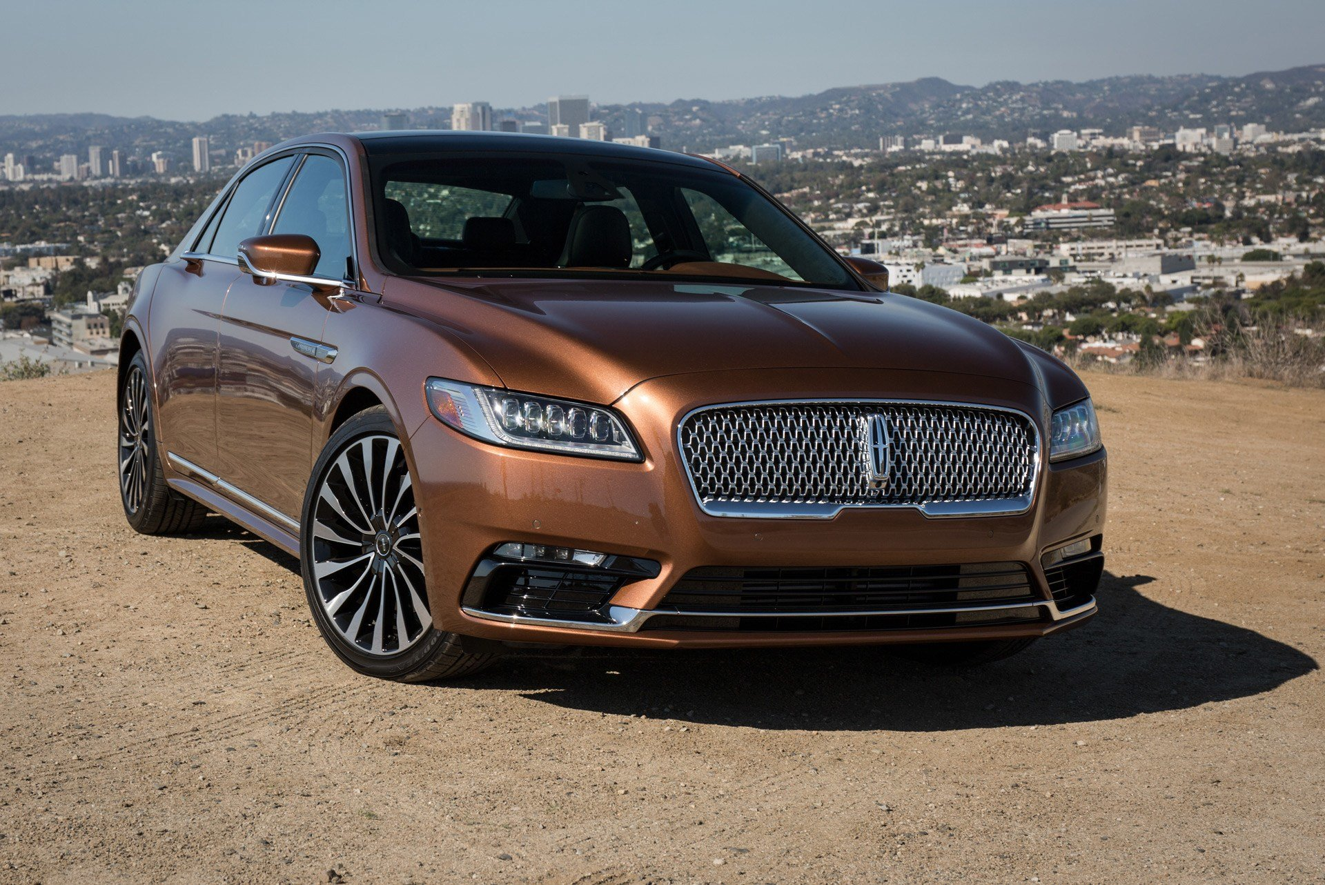 Latest 2017 Lincoln Continental First Drive Review Free Download