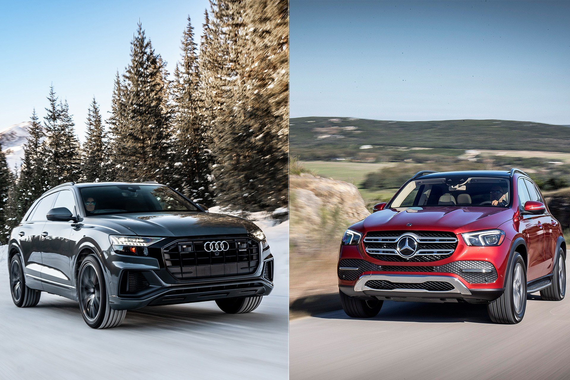 Latest Luxury Suv Rumble In The Rockies 2019 Audi Q8 Vs 2020 Free Download