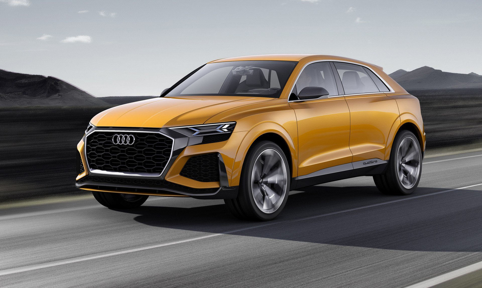 Latest Most New Audi Rs Models Will Be Suvs Free Download