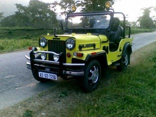 Latest Mahindra Jeep 14 Used Classic Original Mahindra Jeep Free Download