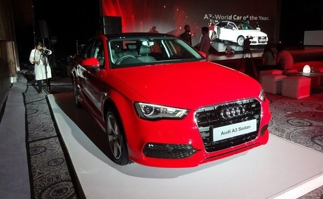 Latest Audi A3 Sedan Launched In India Prices Start At Rs 22 95 Free Download