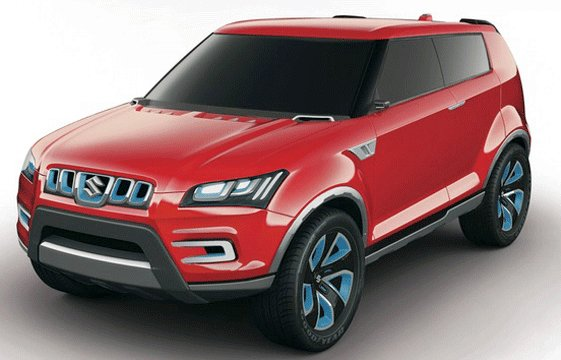 Latest Maruti Suzuki Set To Launch The Suv Xa Alpha Suv By 2014 Free Download