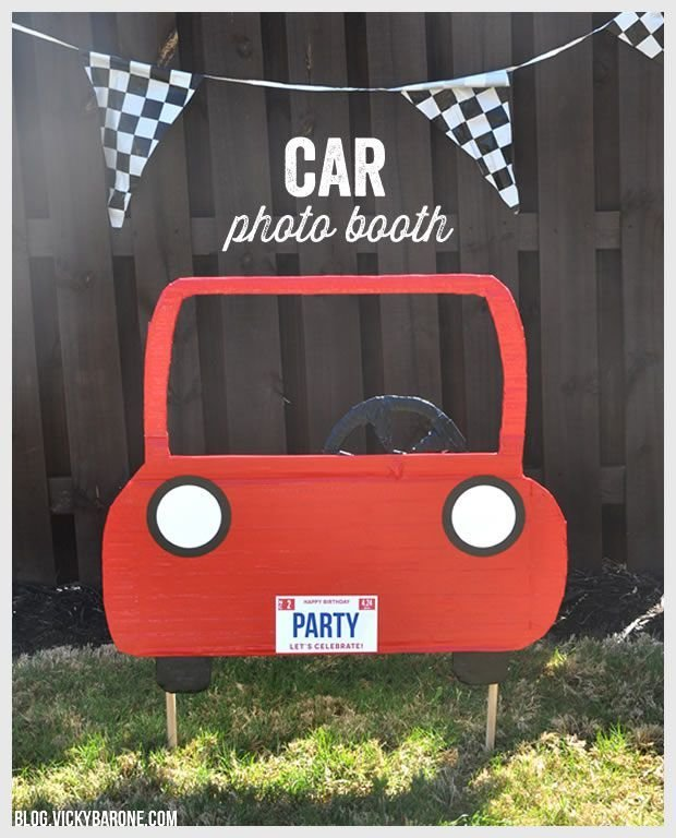 Latest Photo Booth And Backdrop Ideas For Kids Parties Free Download