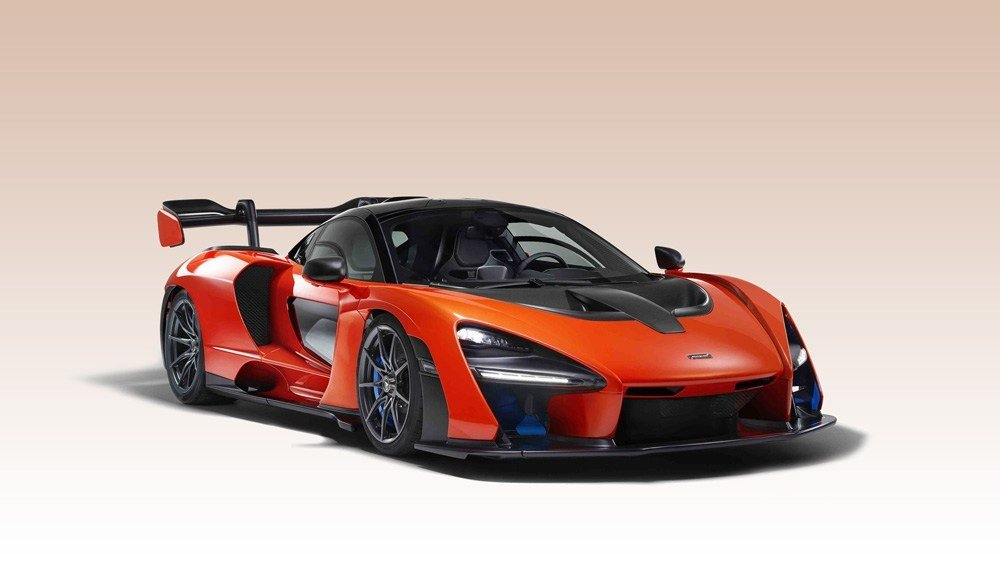 Latest The Mclaren Senna Raises The Bar For A Street Legal Track Free Download